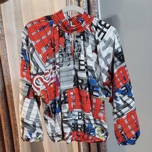 Multi colored blouse size M